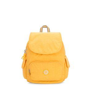 Mochila Kipling City Pack S - Amarela