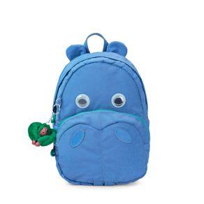 Mochila Kipling Hippo - Azul
