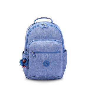 Mochila Kipling Seoul - Azul