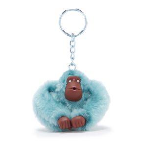 Chaveiro Macaco Kipling MonkeyClip S - Azul